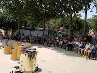 15è Re-percussió per l'Odèon - 2017