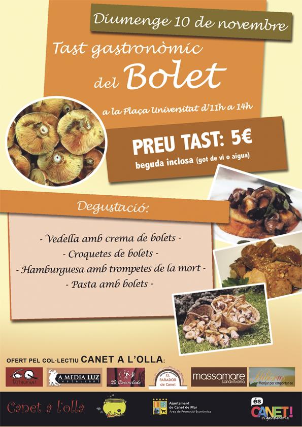 Ajuntament de canet de mar aquest diumenge tast de - Vedella amb bolets olla express ...
