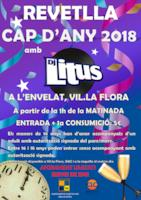 Cartell Cap d'any - 2018