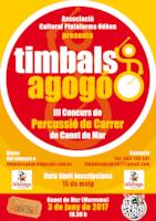 Timbals agogo - Re-percussió 2017