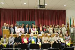 20 anys UNED - foto grup UGG