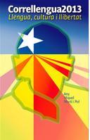 cartell Correllengua 2013