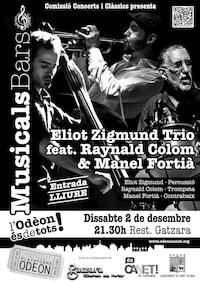 Cartell musicalsbars - desembre 2017